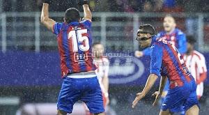 اتلتيكو مدريد يسقط خارج ملعبه امام ايبار بثنائية في الجولة 20 من الدوري الاسباني
