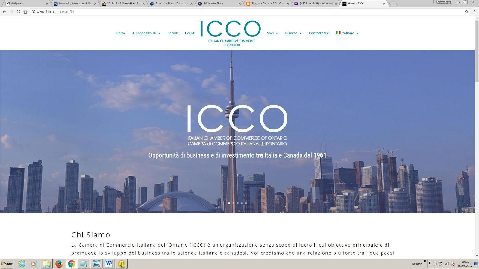 Organizzazione Della Camera Di Commercio : La stabile organizzazione da cantiere all estero econerre