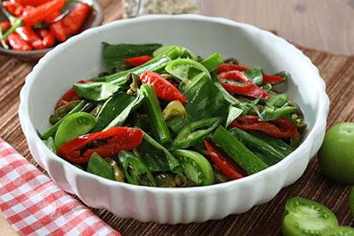 Resep Cara Menciptakan Sayur Genjer Sederhana