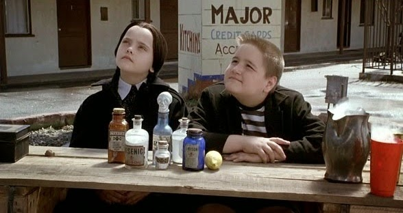 lemonade pugsley wednesday major credit cards accepted addams family