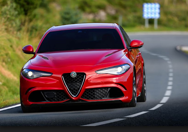 2017 Alfa Romeo Giulia Reviews