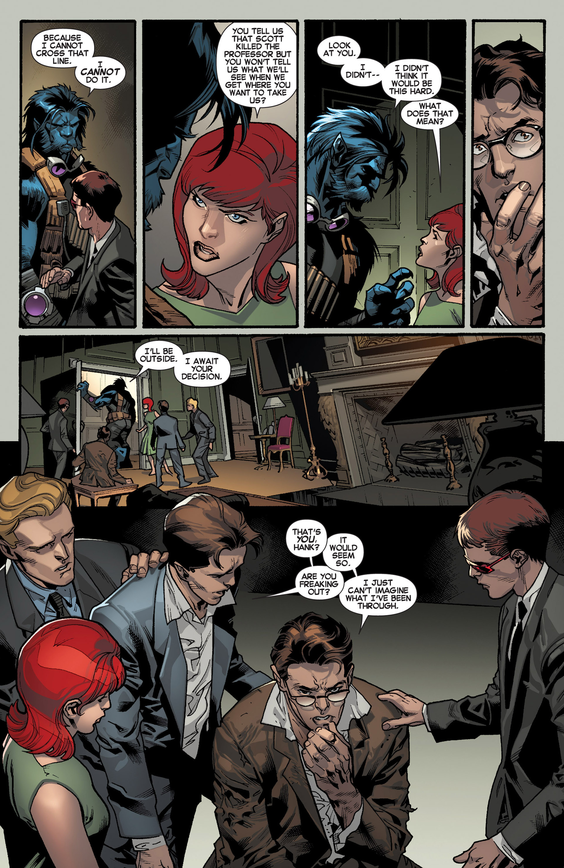 Read online All-New X-Men (2013) comic -  Issue #2 - 8