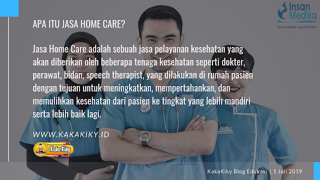 pengertian jasa perawat home care