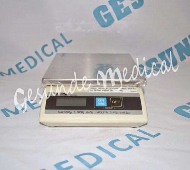 spesifikasi timbangan digital tanita kd200 spek