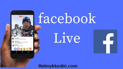 Broadcast Video Live Streaming keFacebook