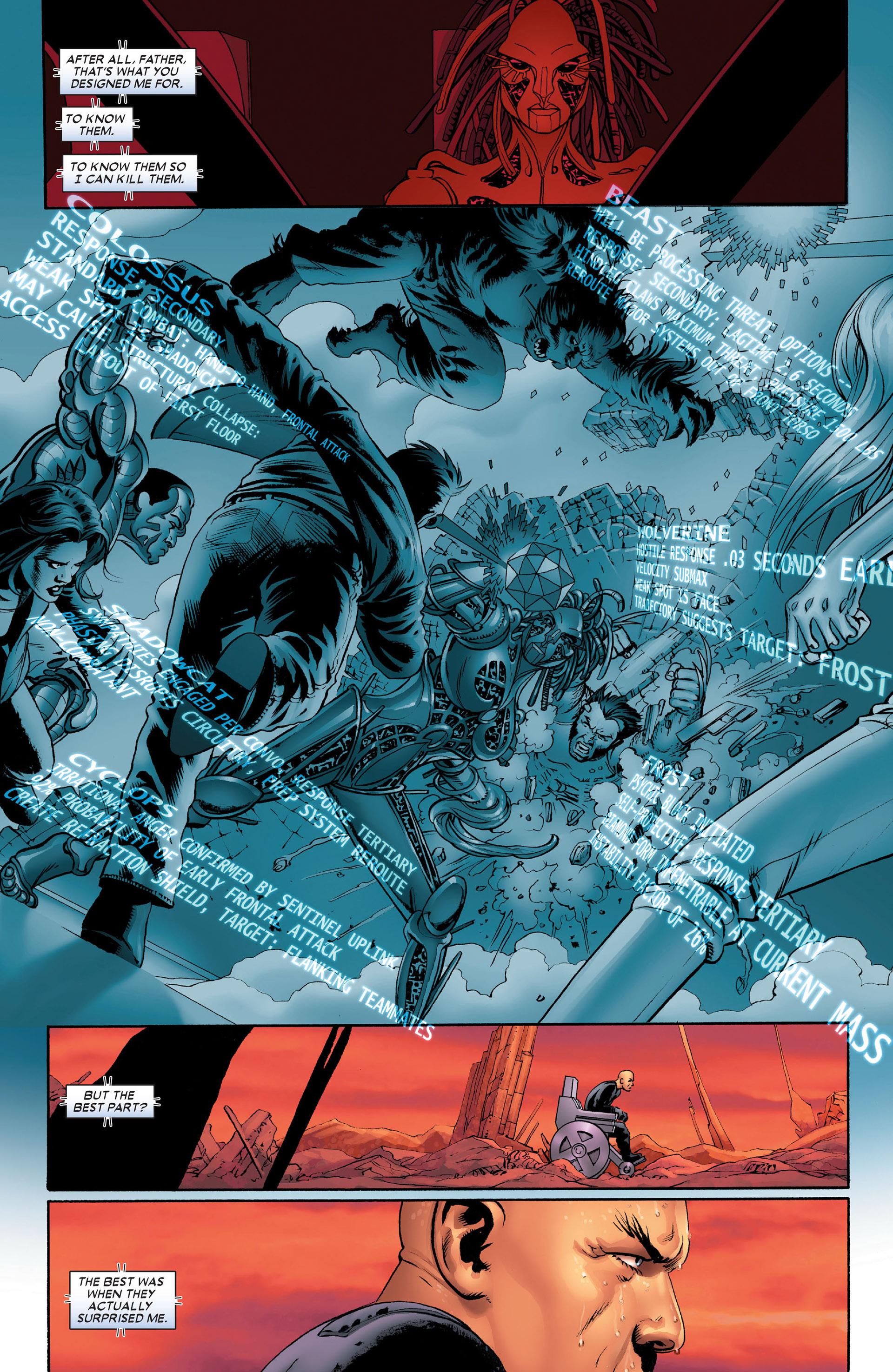 Read online Astonishing X-Men (2004) comic -  Issue #10 - 9