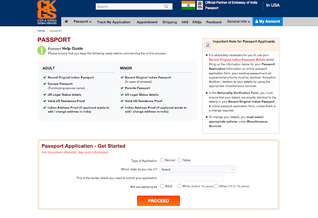 How I renewed Indian Passport in US within 10 days? - The