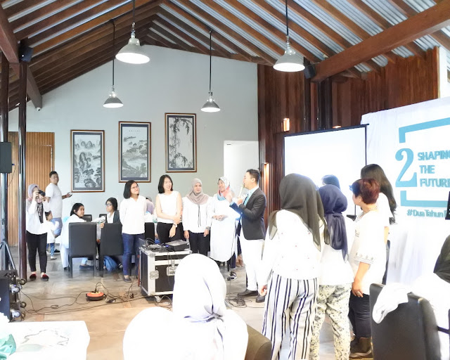 Prelo Seller Gathering Bandung and Birthday Party Prelo