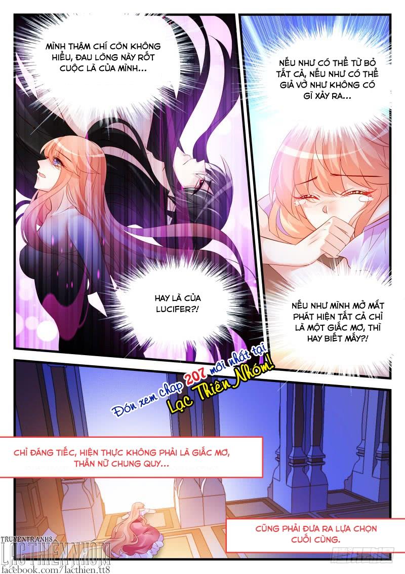 Dạy Bảo Ma Vương Lão Công chap 206 - Trang 11