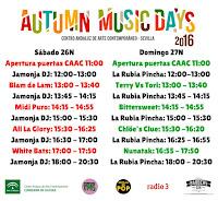 Autumn Music Days 2016