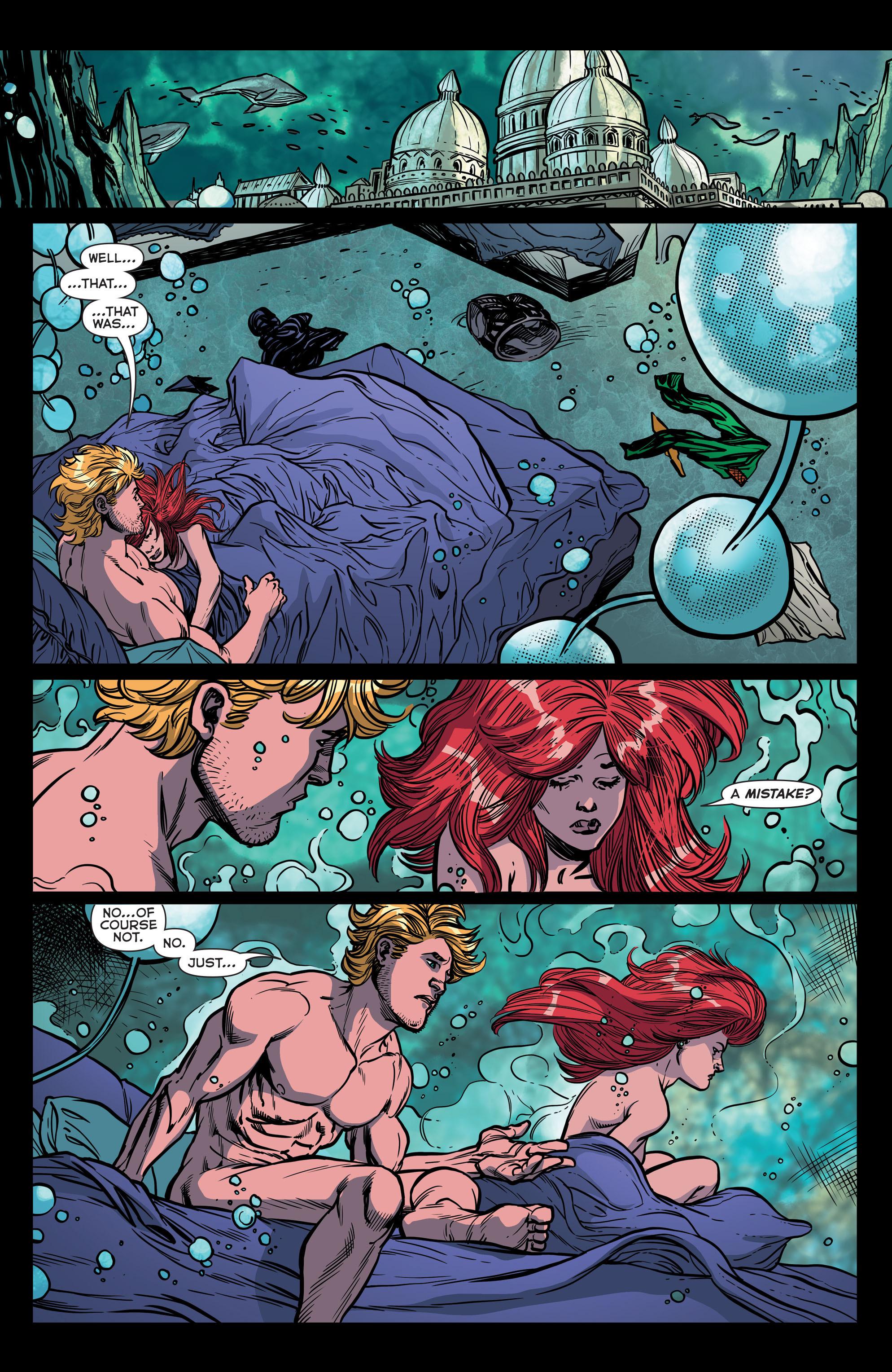 Read online Aquaman (2011) comic -  Issue #44 - 14