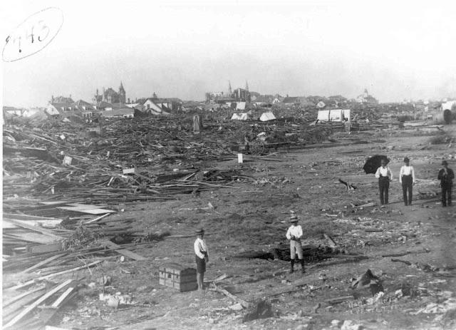 1900 Galveston Storm