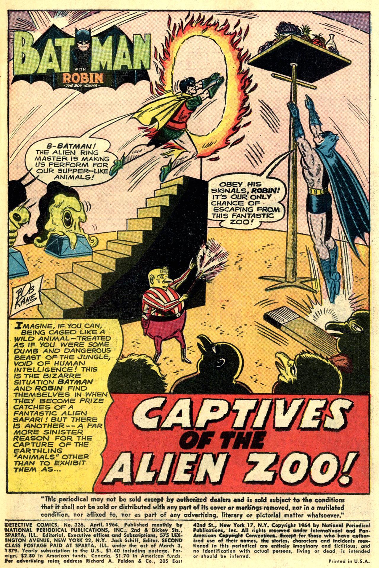 Detective Comics (1937) 326 Page 2