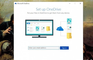 Cara Sign Out OneDrive Windows 10