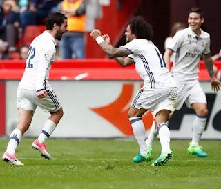 La Liga Isco wins it late for Madrid