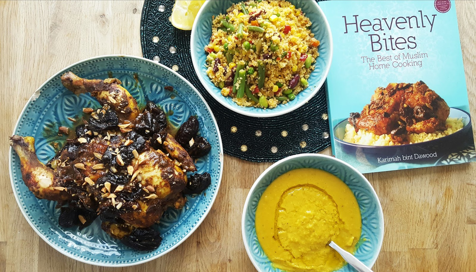 heavenlybites cook book