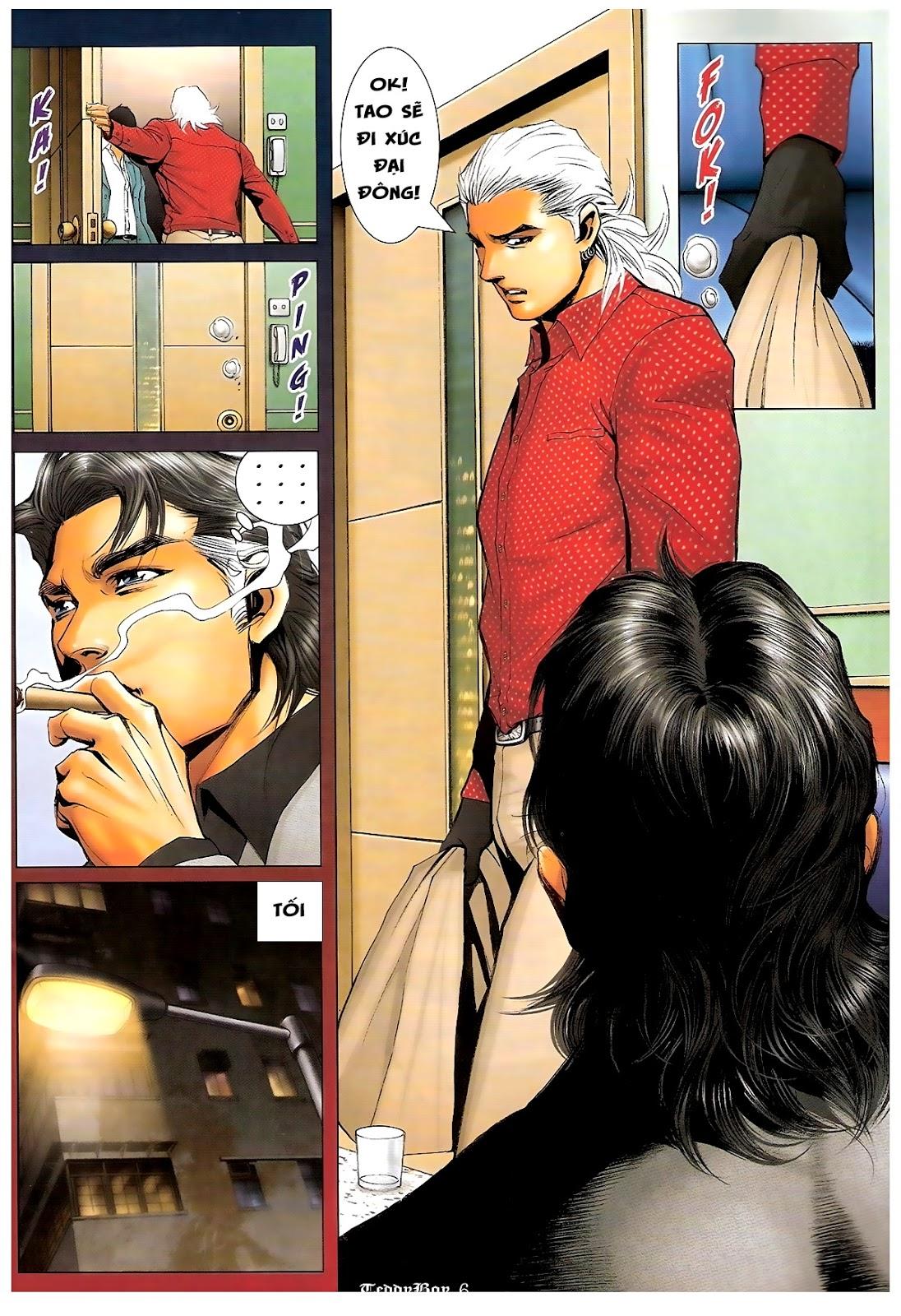 Người Trong Giang Hồ - Chapter 1206: Xúc Đại Đông - Pic 5