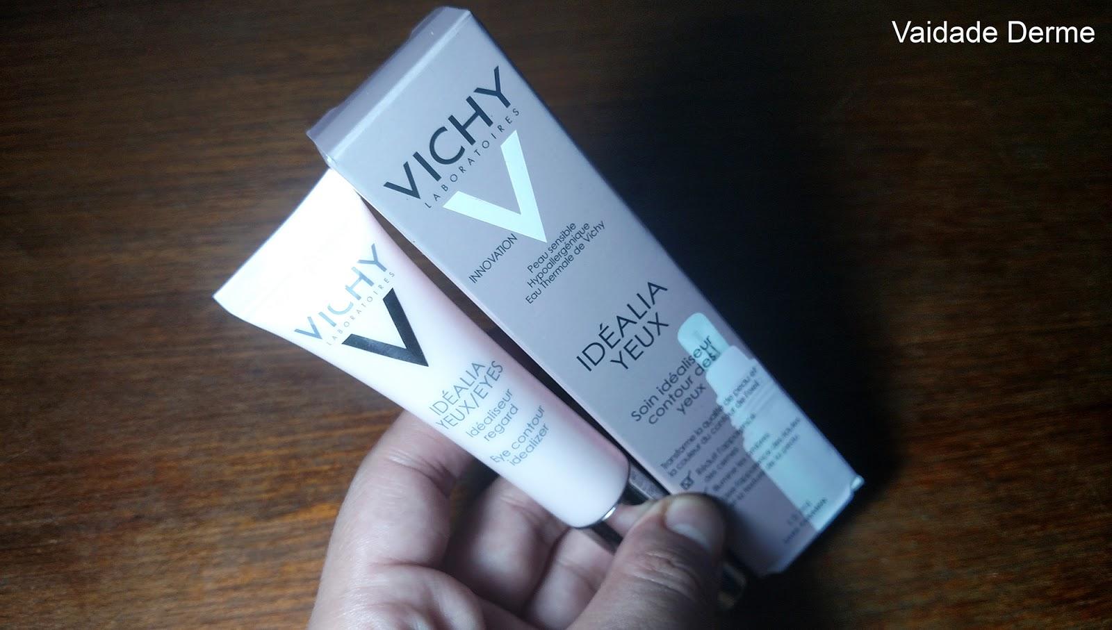 Vichy Idealia Olhos Creme Antiolheiras