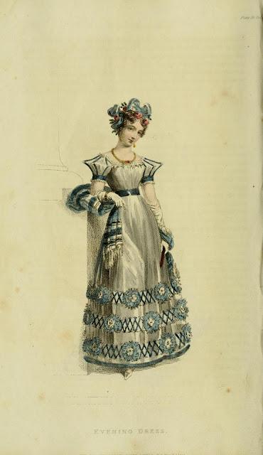 bumble button: What would Jane Austen wear? Free Clip Art ...