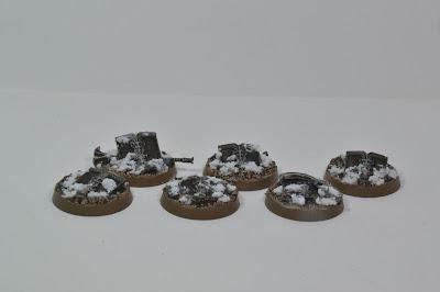 Ironhills / Gundabad Objective Markers