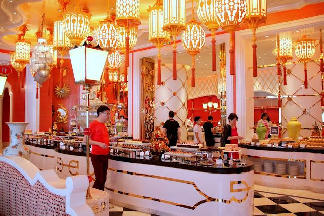 澳門 永利皇宮 咖啡苑