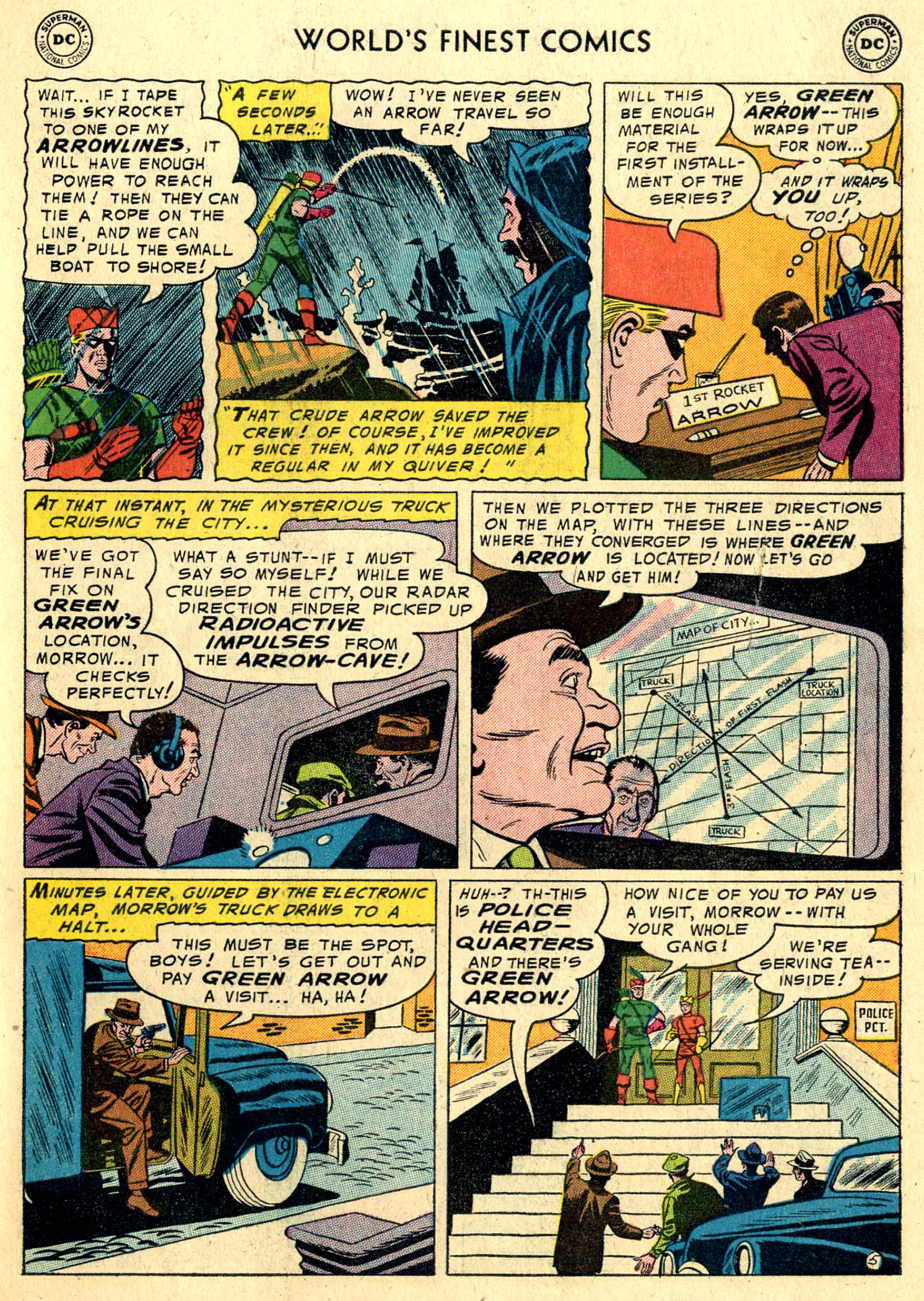 Read online World's Finest Comics comic -  Issue #82 - 30