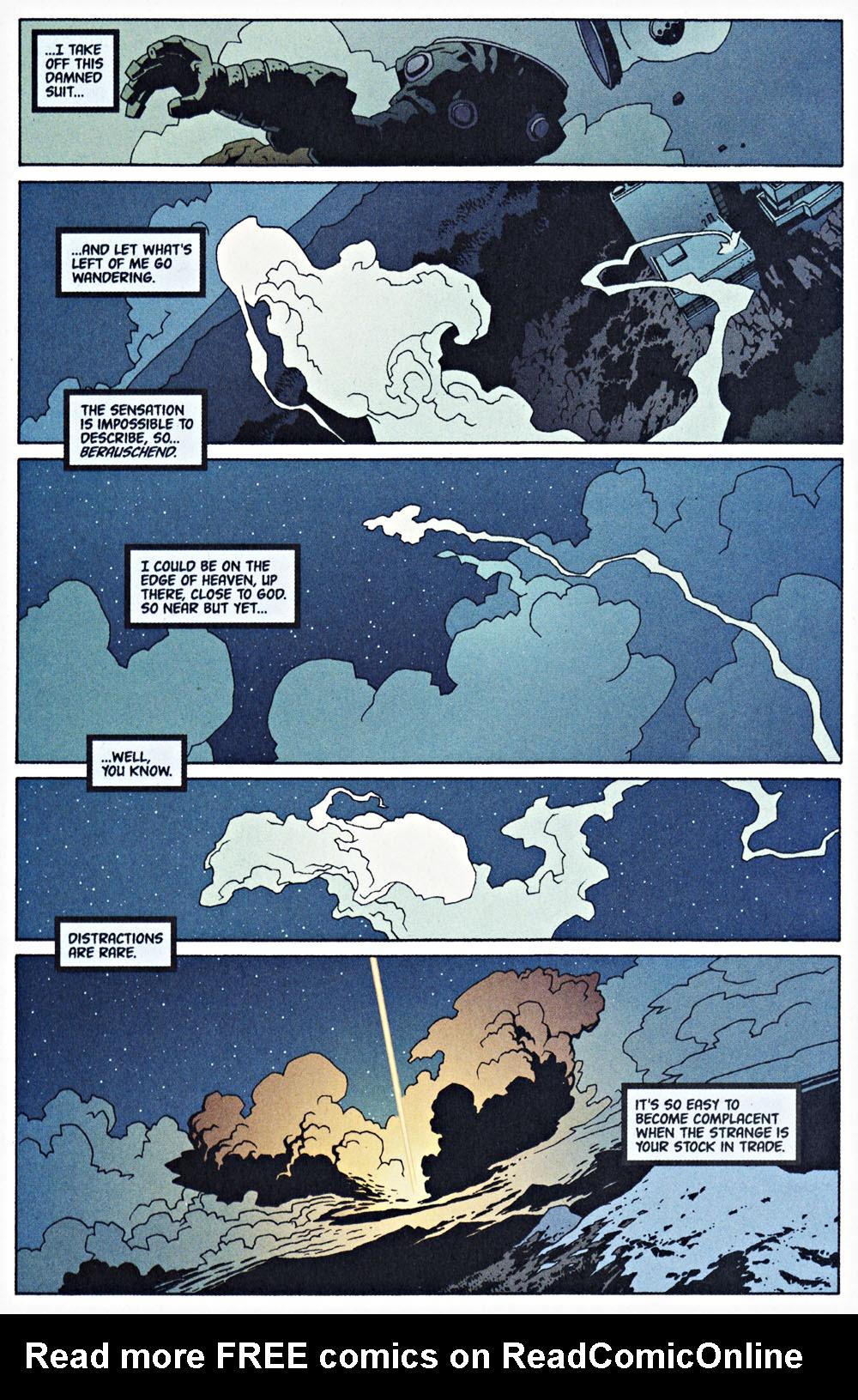 Read online Hellboy: Weird Tales comic -  Issue #7 - 20