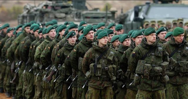 Lithuania Menerapkan Kembali Wajib Militer Secara Permanen