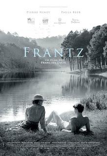 "Poster do filme ""Frantz"""