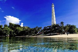 tempat wisata di Bangka Belitung pulau lengkuas
