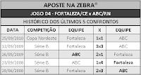 LOTECA 706 - HISTÓRICO JOGO 04