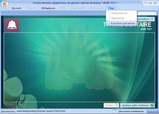 logiciel gestion cabinet médecin