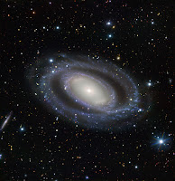 Spiral Galaxy NGC 7098