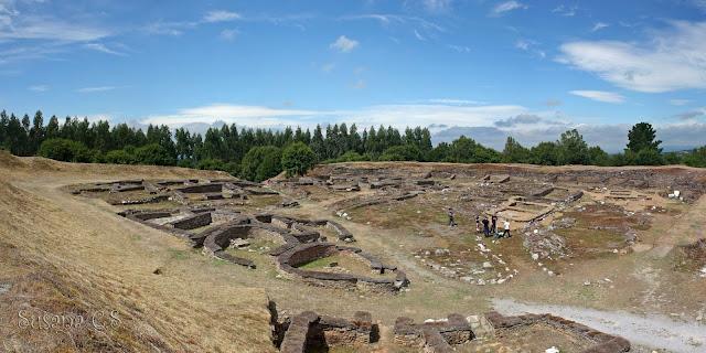 Castro de Viladonga - Lugo