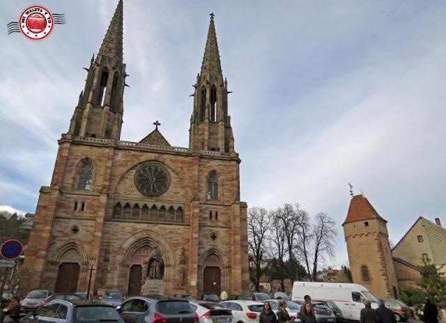 Obernai, Alsacia, Francia