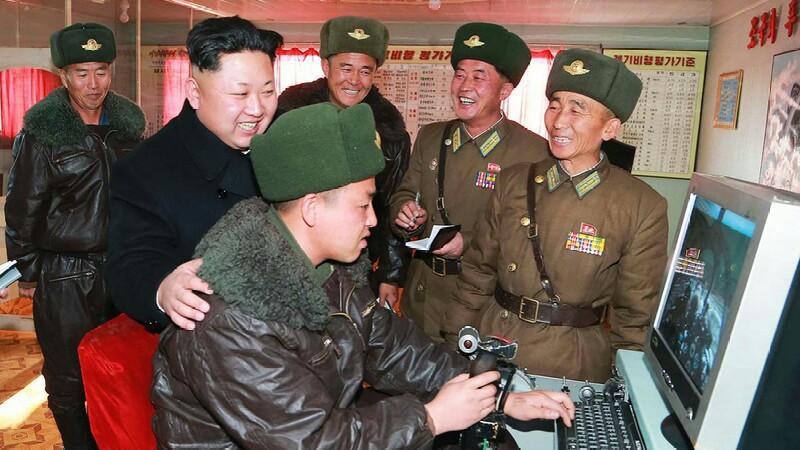Akses Internet di Korea Utara
