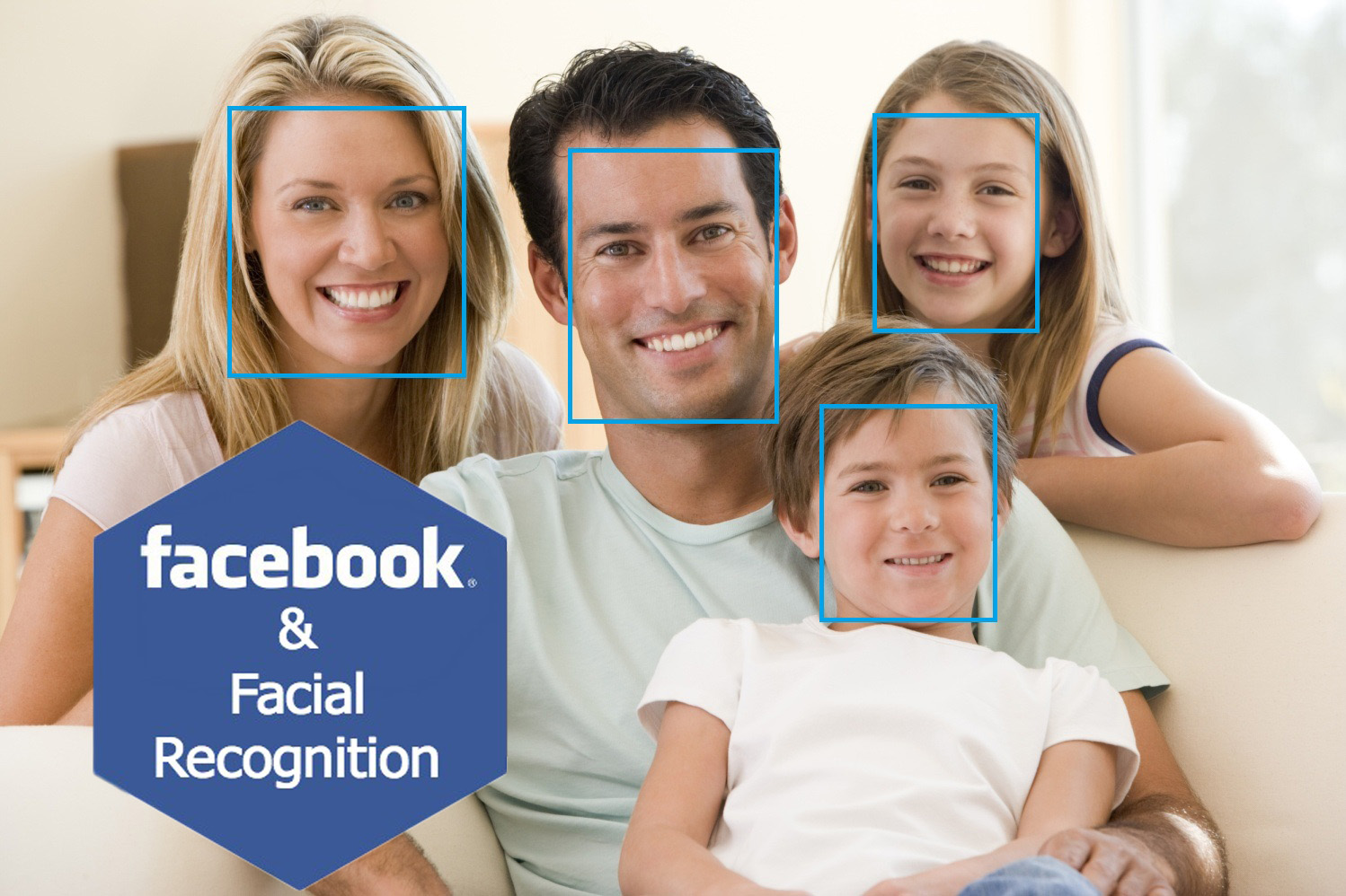 Image result for facebook and facial recognition