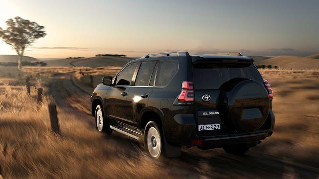 Giới thiệu xe Toyota Land Prado 2019 - Tình trạng nguồn hàng sắp đến ảnh 6
