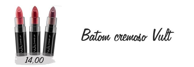 Batom BBB - Batom líquido Vult