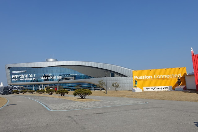PyeongChang 2018 Winter Olympic House