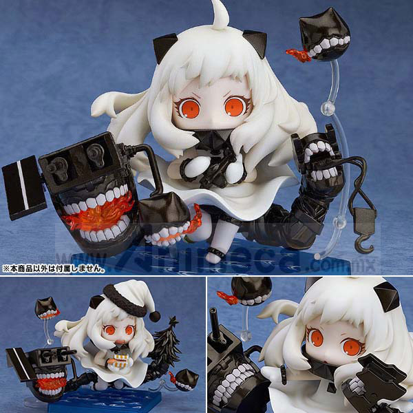 Figura Northern Princess (Hoppou Seiki) Nendoroid Kantai Collection KanColle Good Smile Company
