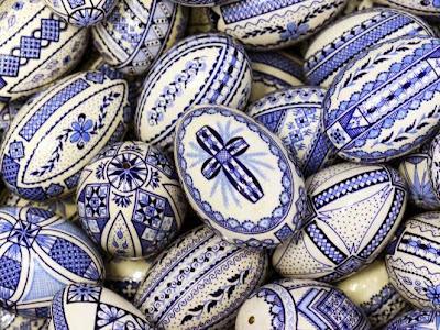 kumpulan dekorasi telur paskah yang unik dan cantik   the