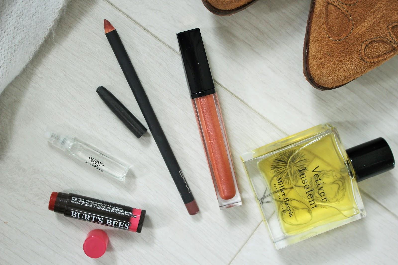 April Favourites 7 - Mac Spice Lip Pencil