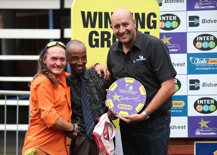 Winning Groom - Hollywoodbets Greyville