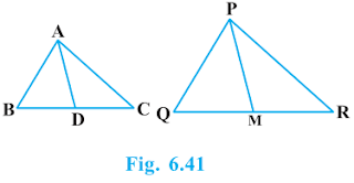 Triangles Exercise 6.3 Question No. 12