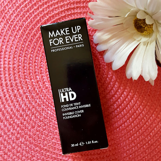 themakeupnut: Makeup Forever Ultra HD Invisible Cover Foundation #review