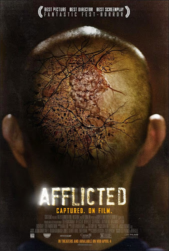 Afflicted DVDRip Latino