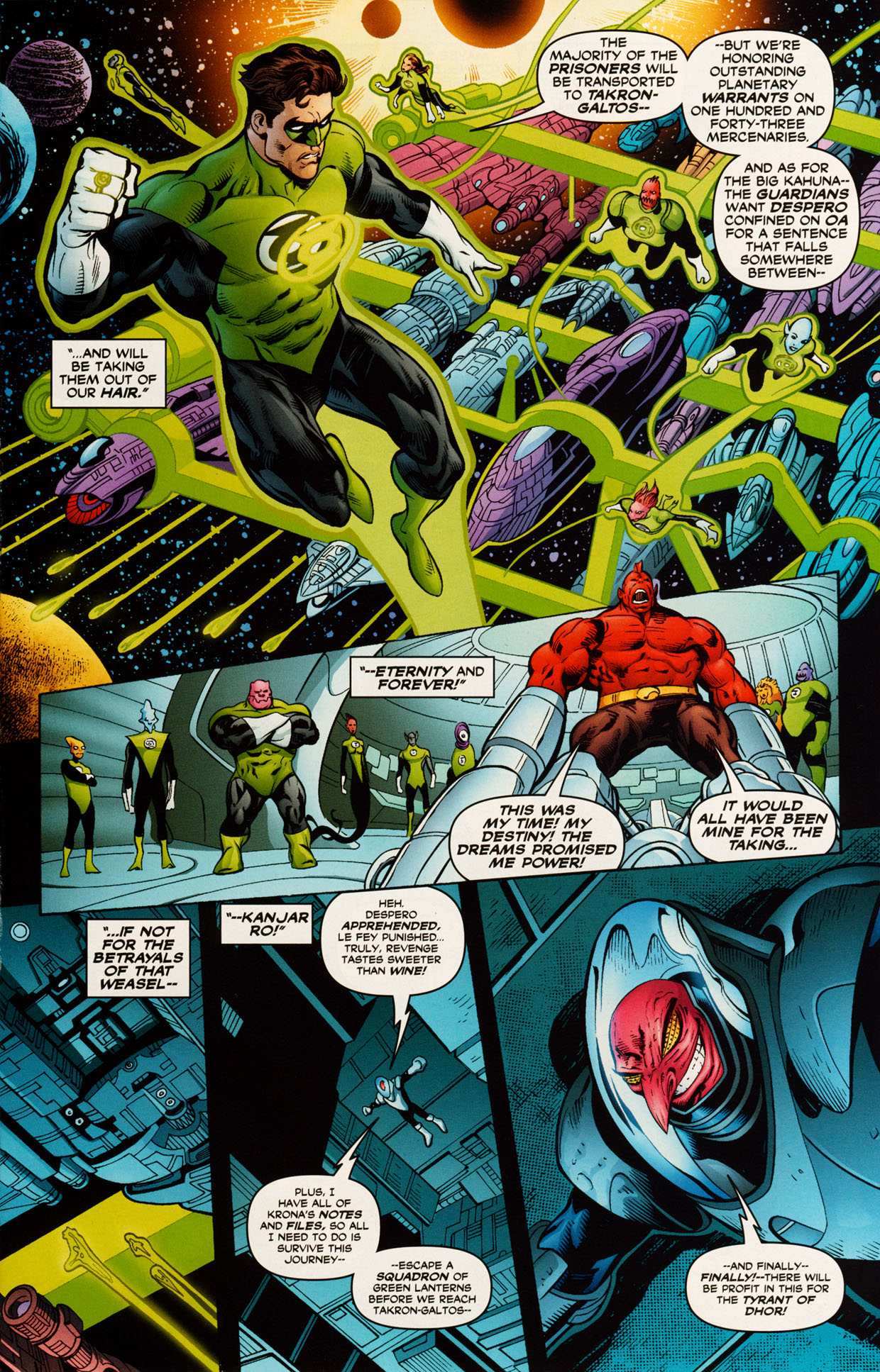 Read online Trinity (2008) comic -  Issue #52 - 15