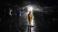 Llueve en Idomeni