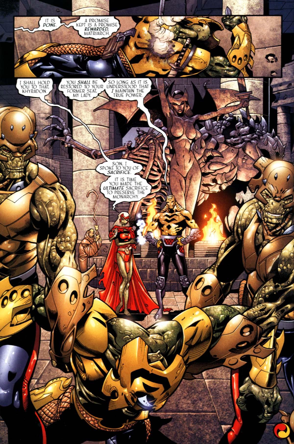 Read online Sigil (2000) comic -  Issue #21 - 26